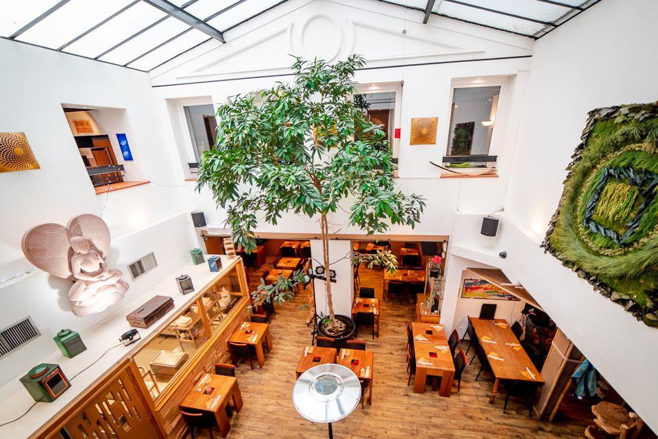Restaurant Mandala Strasbourg