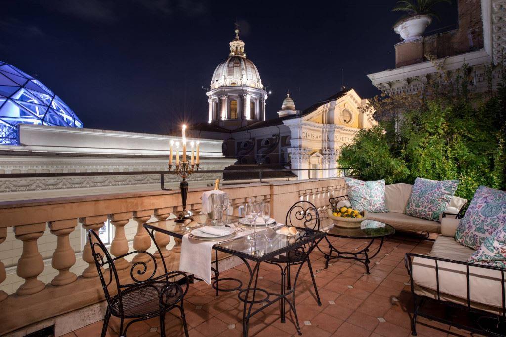 Grand Hotel Plaza Rome