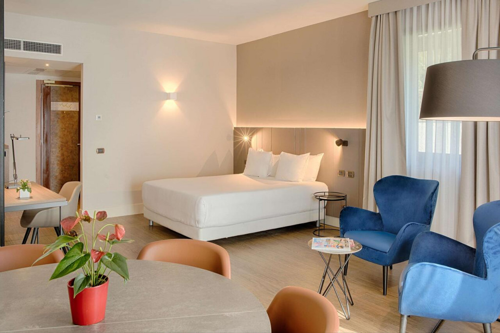 NH Roma Villa Carpegna