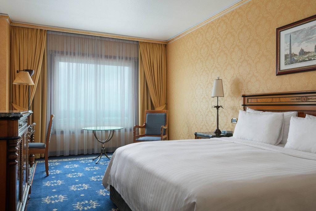 Rome Marriott Park Hotel