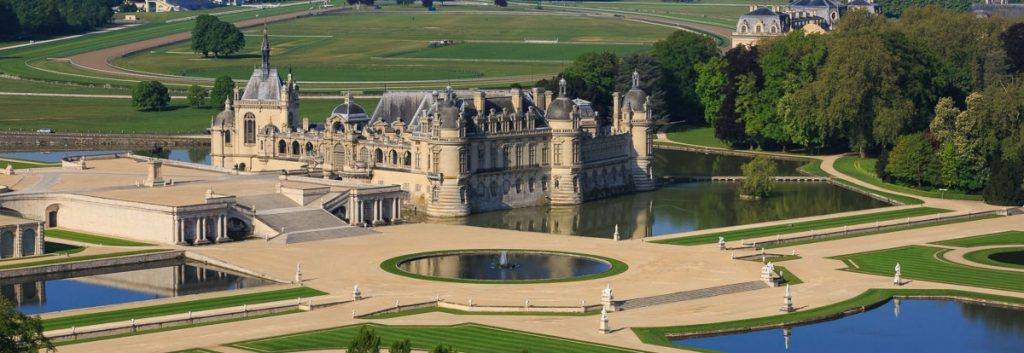 Séminaire à Chantilly
