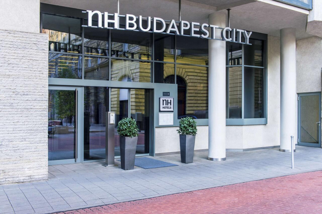 NH Budapest City