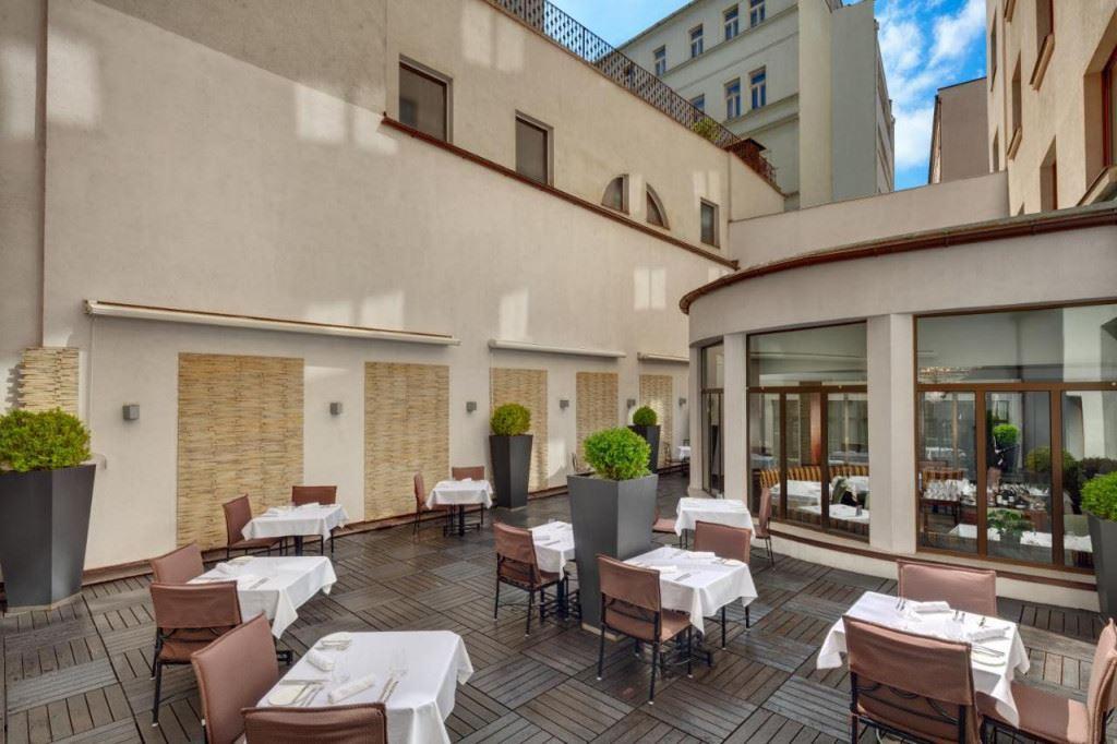 Alcron Hôtel Prague